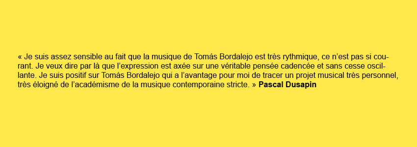 tomas bordalejo