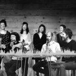Création pour récitante, clarinette, violon, piano et percussion