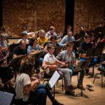 Création pour Orchestre à plectres
